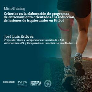 Criterios en la elaboración de programas de entrenamiento orientados a la reducción de lesiones de isquiosurales en fútbol