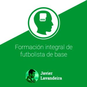 Formación integral de futbolista de base