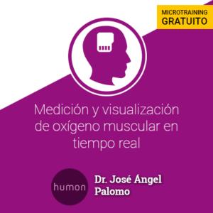 Humon. Medición y visualización de oxígeno muscular en tiempo real